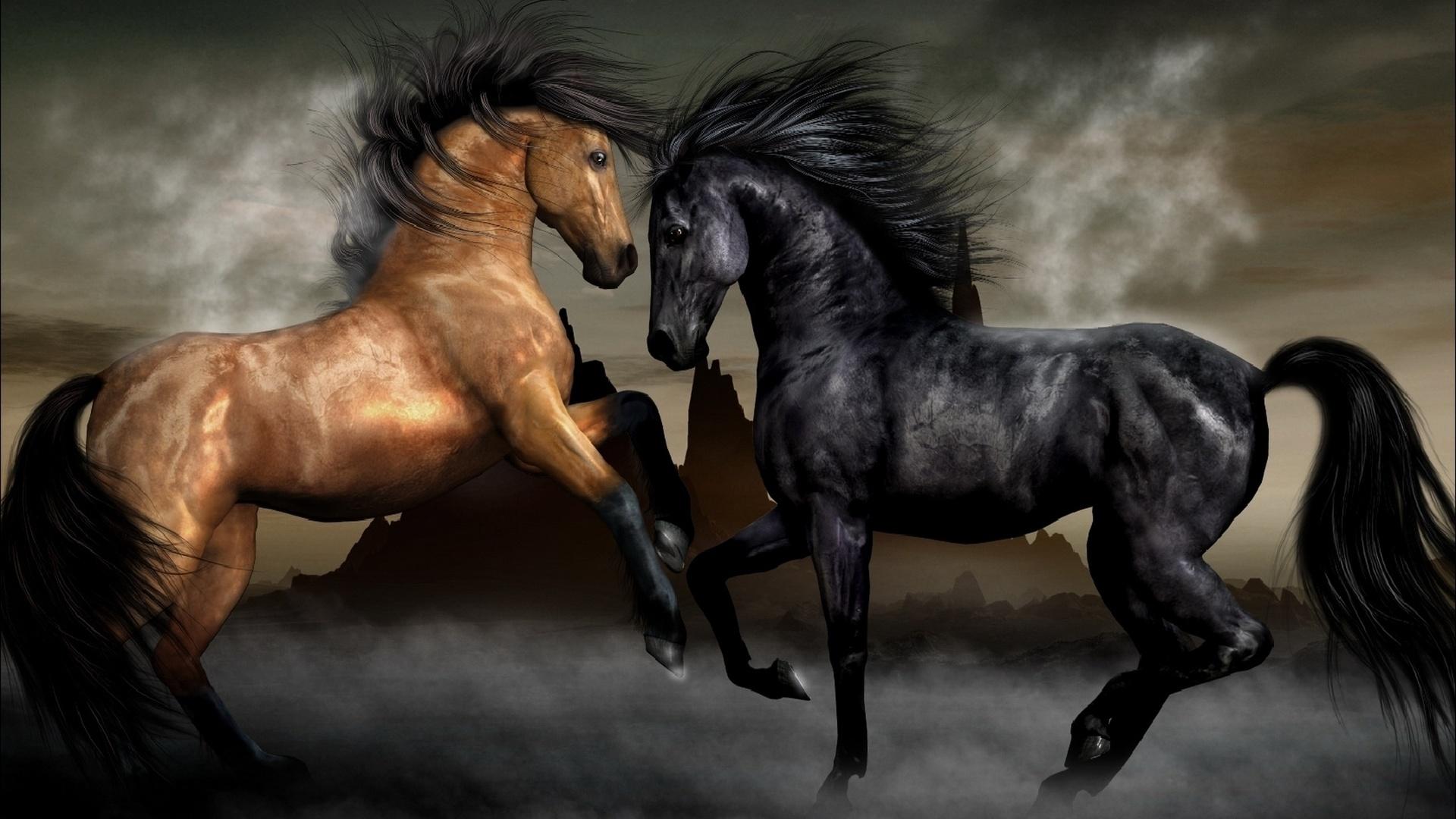 Описание лошадки | Мой Тамагочи