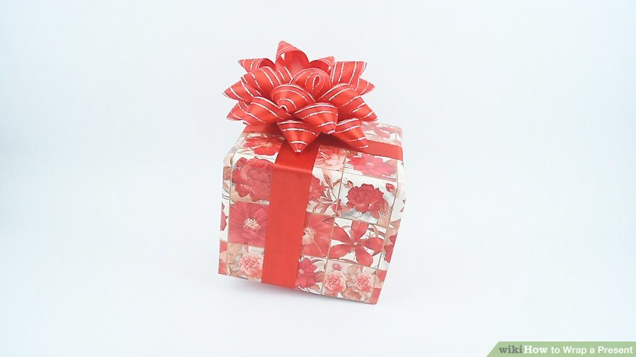 Как правильно упаковать подарок? Упаковываем подарок своими руками