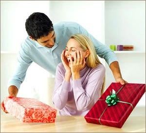 Самый лучший подарок это сюрприз? 📖