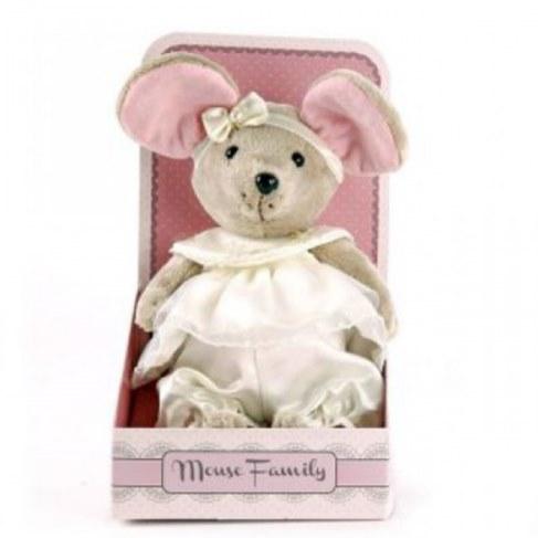 Мягкая игрушка Fluffy Family Мышка Пушинка 681208 в Ярославле