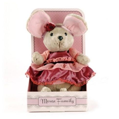 Мягкая игрушка Fluffy Family Мышка Вишенка 681200 в Ярославле