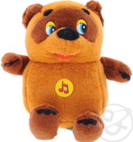 Мягкая игрушка Мульти-Пульти Медвежонок Винни-Пух V85284-15G в Ярославле