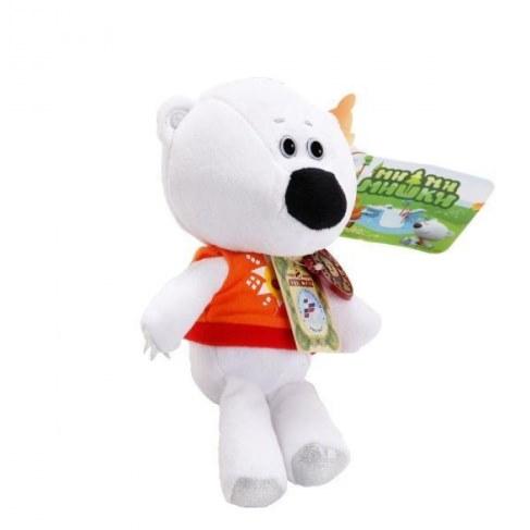 Мягкая игрушка Мульти-Пульти Медвежонок Белая тучка (звук) V62076/25X в Ярославле
