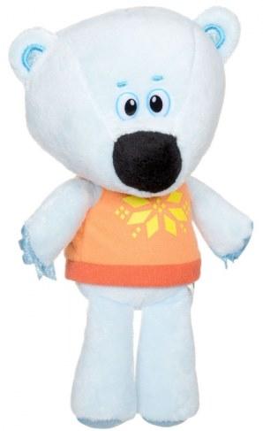 Мягкая игрушка Мульти-Пульти Медвежонок Белая Тучка (звук) V62076/20X в Ярославле