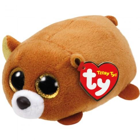 Мягкая игрушка TY Медведь Windsor коричневый 42165 в Ярославле