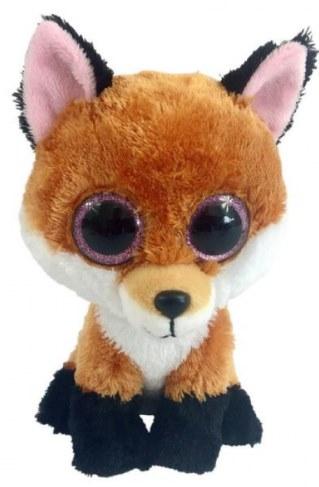 Мягкая игрушка Teddy Лисичка коричневая M0040/2 в Ярославле