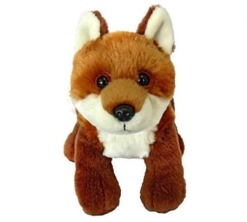 Мягкая игрушка Fluffy Family Лиса 18см 681433 в Ярославле