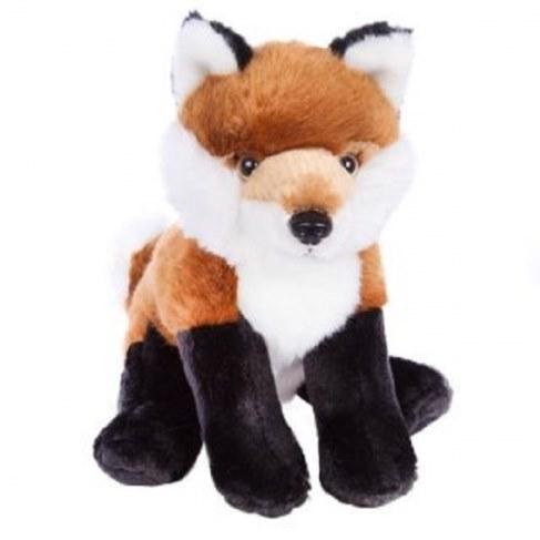 Мягкая игрушка Fluffy Family Лиса 20см 681410 в Ярославле