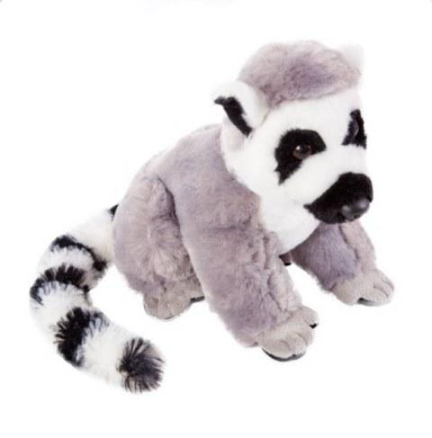 Мягкая игрушка Fluffy Family Лемур 18см 681437 в Ярославле