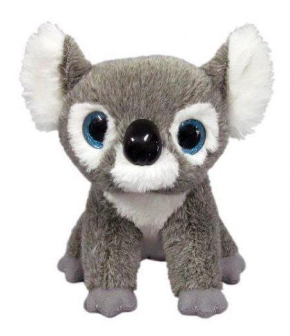 Мягкая игрушка Teddy Коала серый M0051 в Ярославле