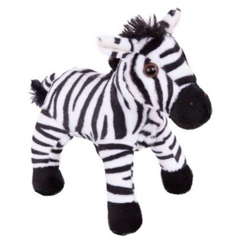 Мягкая игрушка Fluffy Family Зебра 18см 681435 в Ярославле