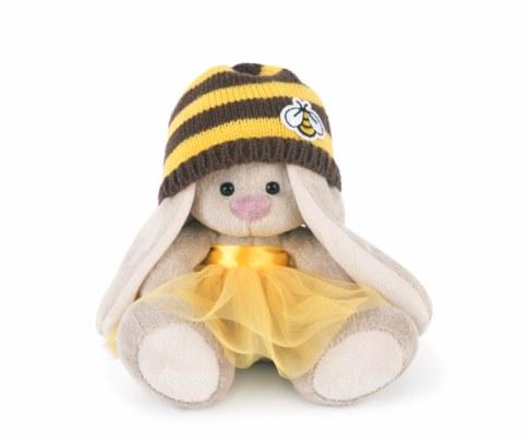 Мягкая игрушка BUDI BASA Зайка Ми в шапке-пчёлка SidX-205 в Ярославле