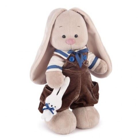 Мягкая игрушка BUDI BASA Зайка Ми Бархатный шоколад StS-220 в Ярославле