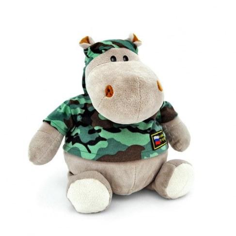 Мягкая игрушка Orange Бегемот-военный MA2640/30E в Ярославле