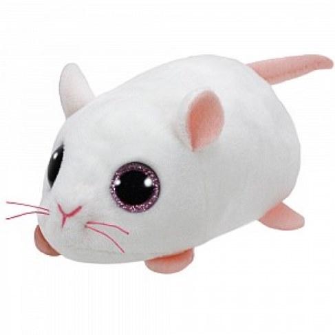 Мягкая игрушка TY Teeny Tys Мышка Anna белая 42216 в Ярославле