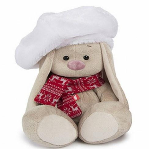 Мягкая игрушка BUDI BASA SidS-124 Зайка Ми в белом берете в Ярославле