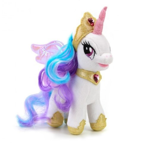 Мягкая игрушка Мульти-Пульти My Little Pony Принцесса Селестия (звук) V27498/18 в Ярославле