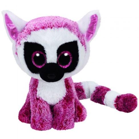 Мягкая игрушка TY Beanie Boos - Лемур LeeAnn 37225 в Ярославле