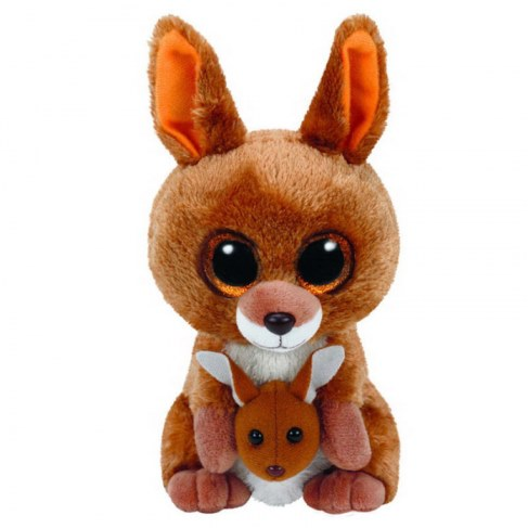 Мягкая игрушка TY Beanie Boos - Кенгуру Kipper 37226 в Ярославле
