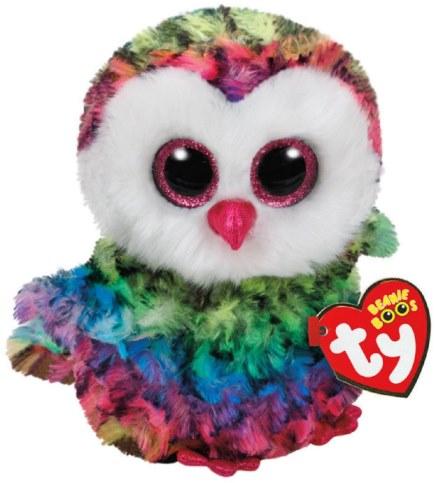 Мягкая игрушка TY Beanie Boo\'s Совенок Owen37221 в Ярославле