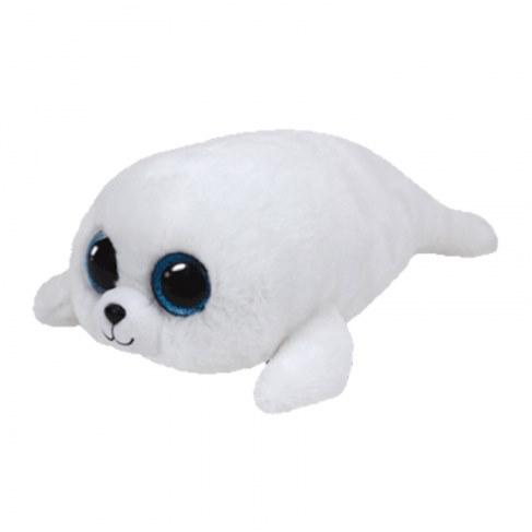 Мягкая игрушка TY Beanie Boo's Белый тюлень Icing 15 см 36164 в Ярославле