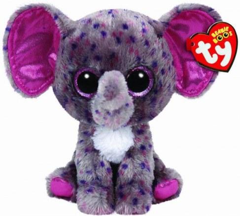 Мягкая игрушка TY Beanie Boos-Слоненок Specks 37039 в Ярославле