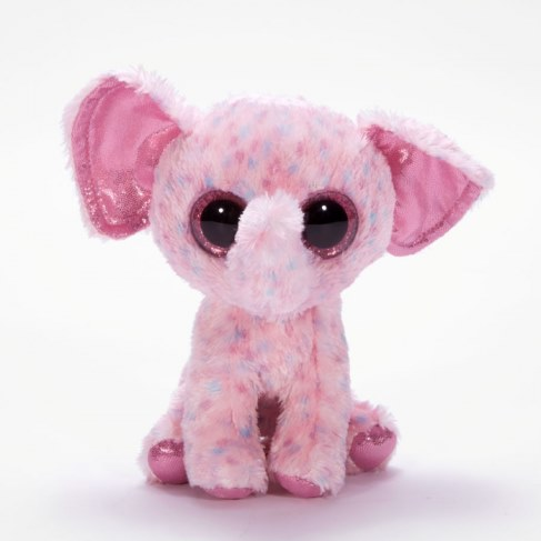 Мягкая игрушка TY Beanie Boos-Слоненок Ellie 36728 в Ярославле
