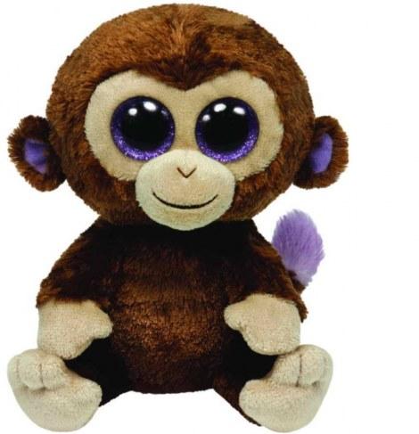 Мягкая игрушка TY Beanie Boos-Обезьянка Coconut 36901 в Ярославле