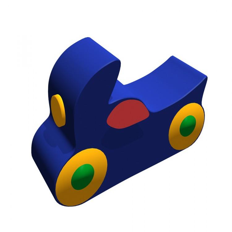 Контурная игрушка «Мотоцикл» ДМФ-МК-01.94.02 в Ярославле