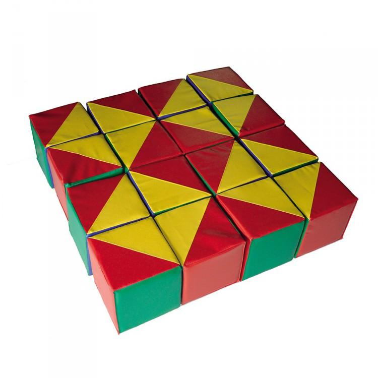 Развивающий набор кубиков «Калейдоскоп» ДМФ-МК-01.95.08 в Ярославле