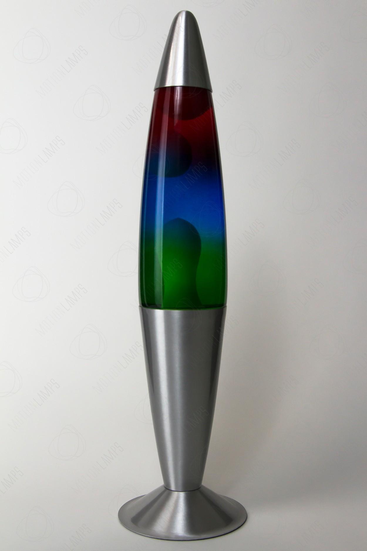 Лава-лампа 41см Rainbow (Воск) в Ярославле