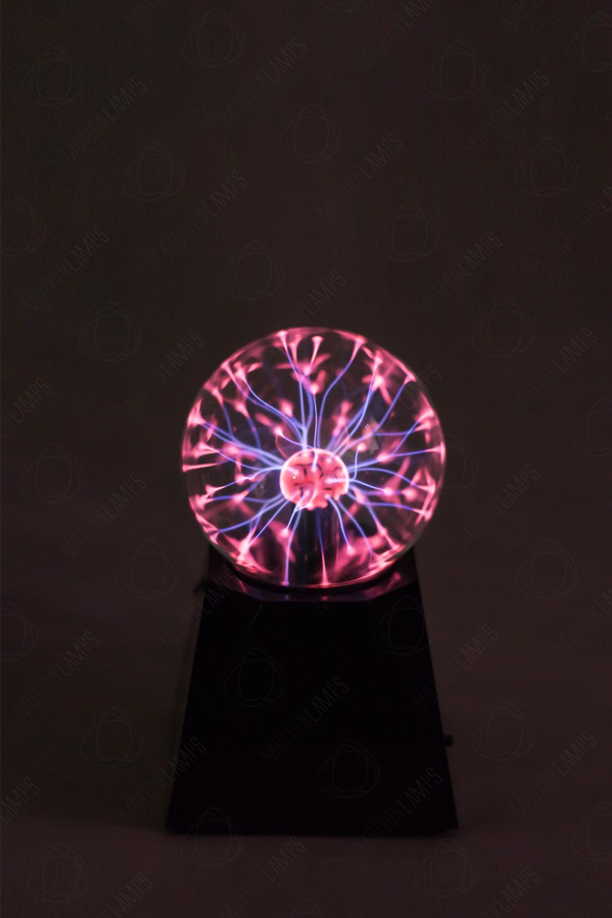 Электрический плазменный шар Тесла (D - 10см) в Ярославле