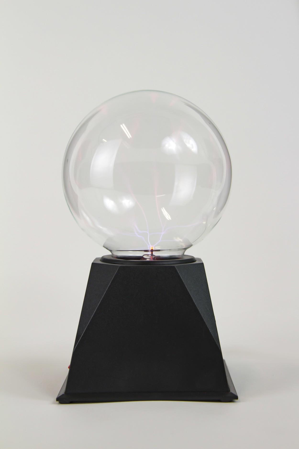 Плазменный шар Тесла (D-12см) Blue в Ярославле