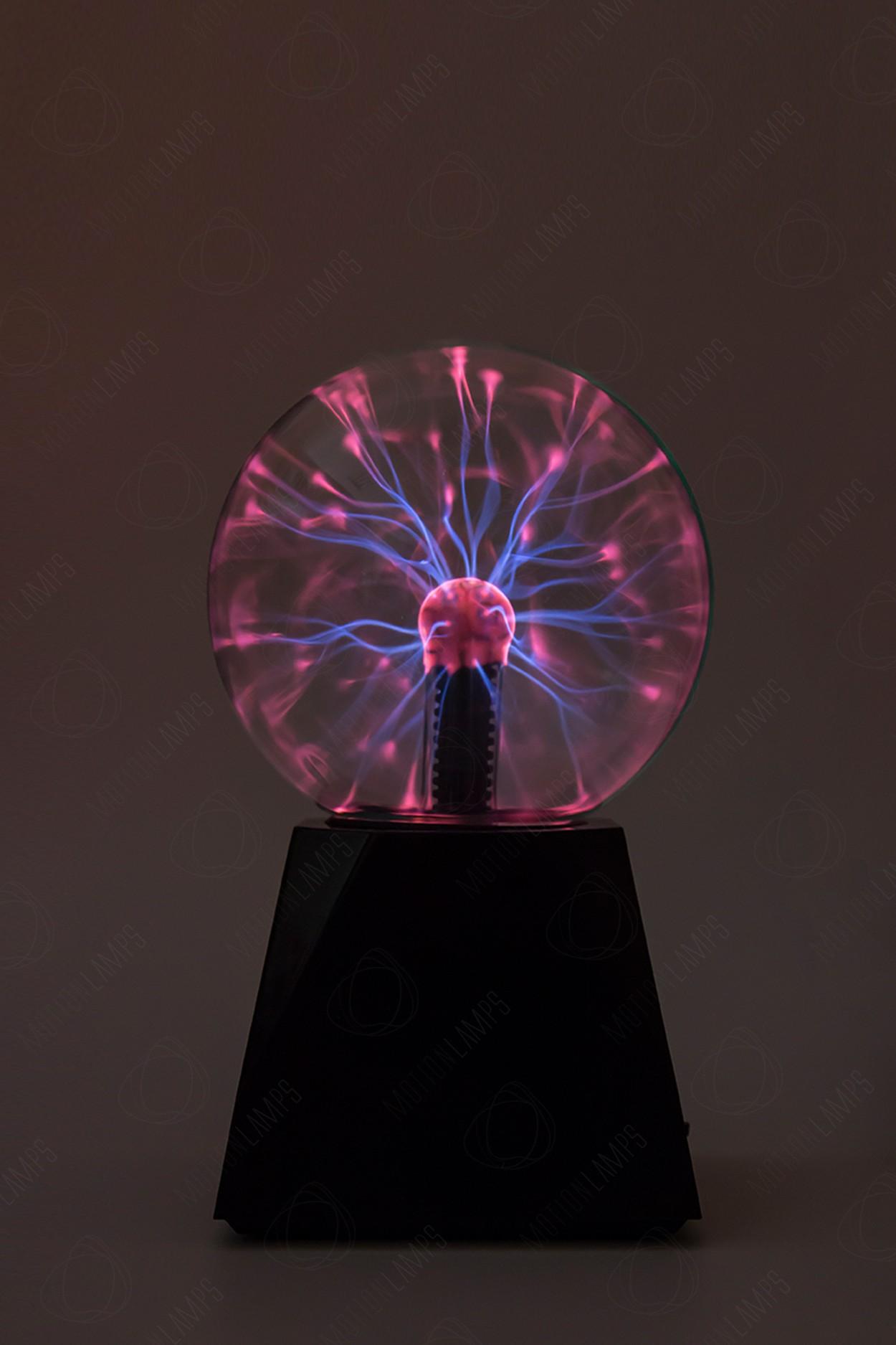 Электрический плазменный шар Тесла (D - 12см) в Ярославле
