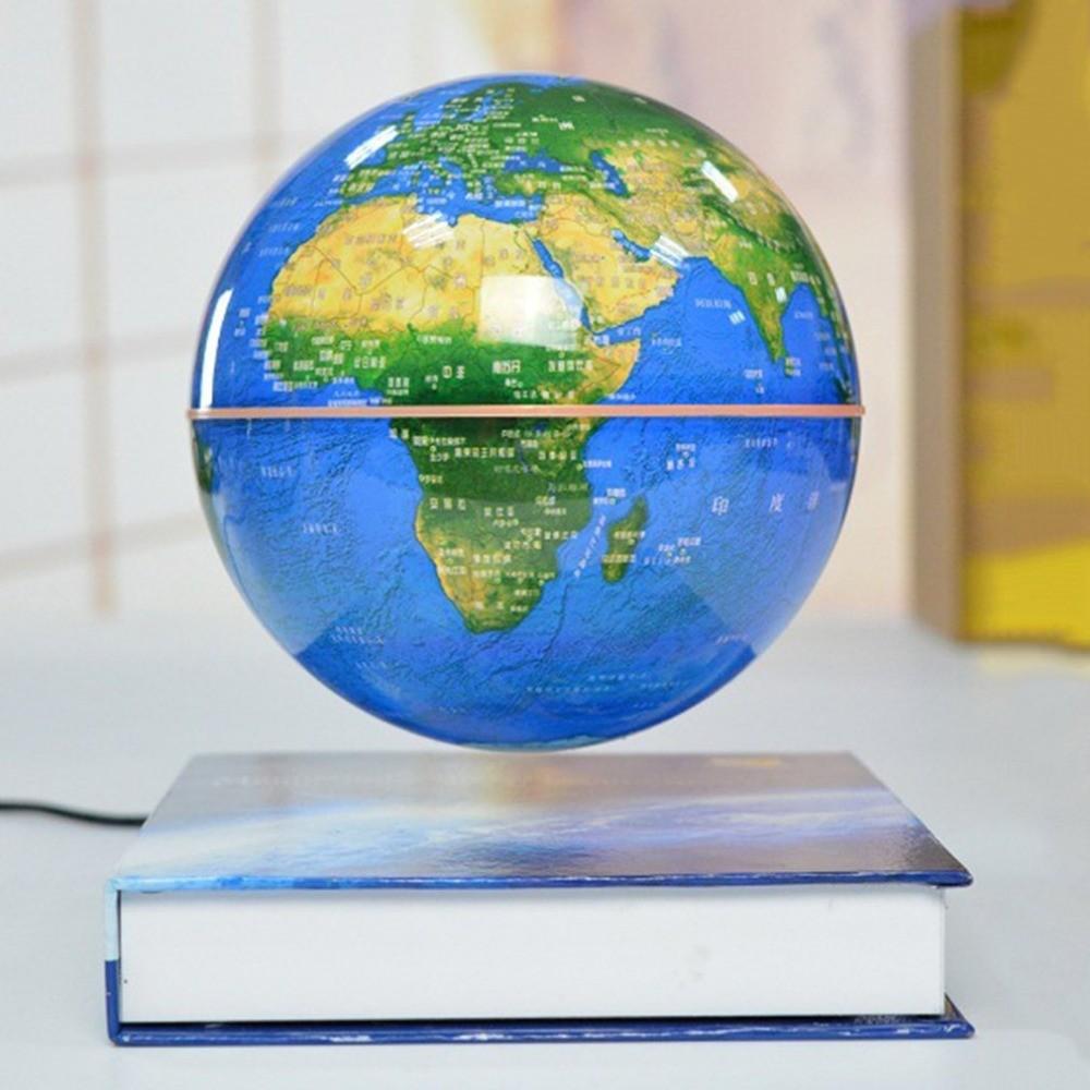 Левитирующий глобус на книге Земля (D-14см) в Ярославле