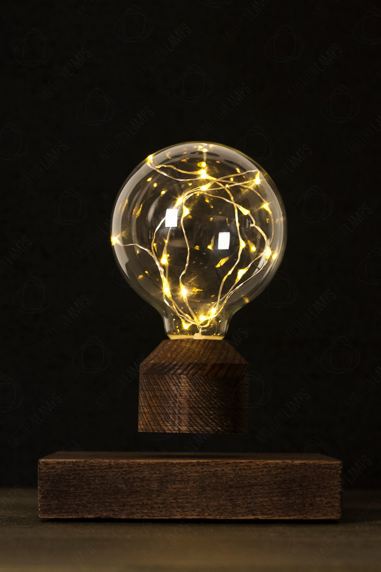 Левитирующая лампочка Lesvet Cosmic (венге) в Ярославле