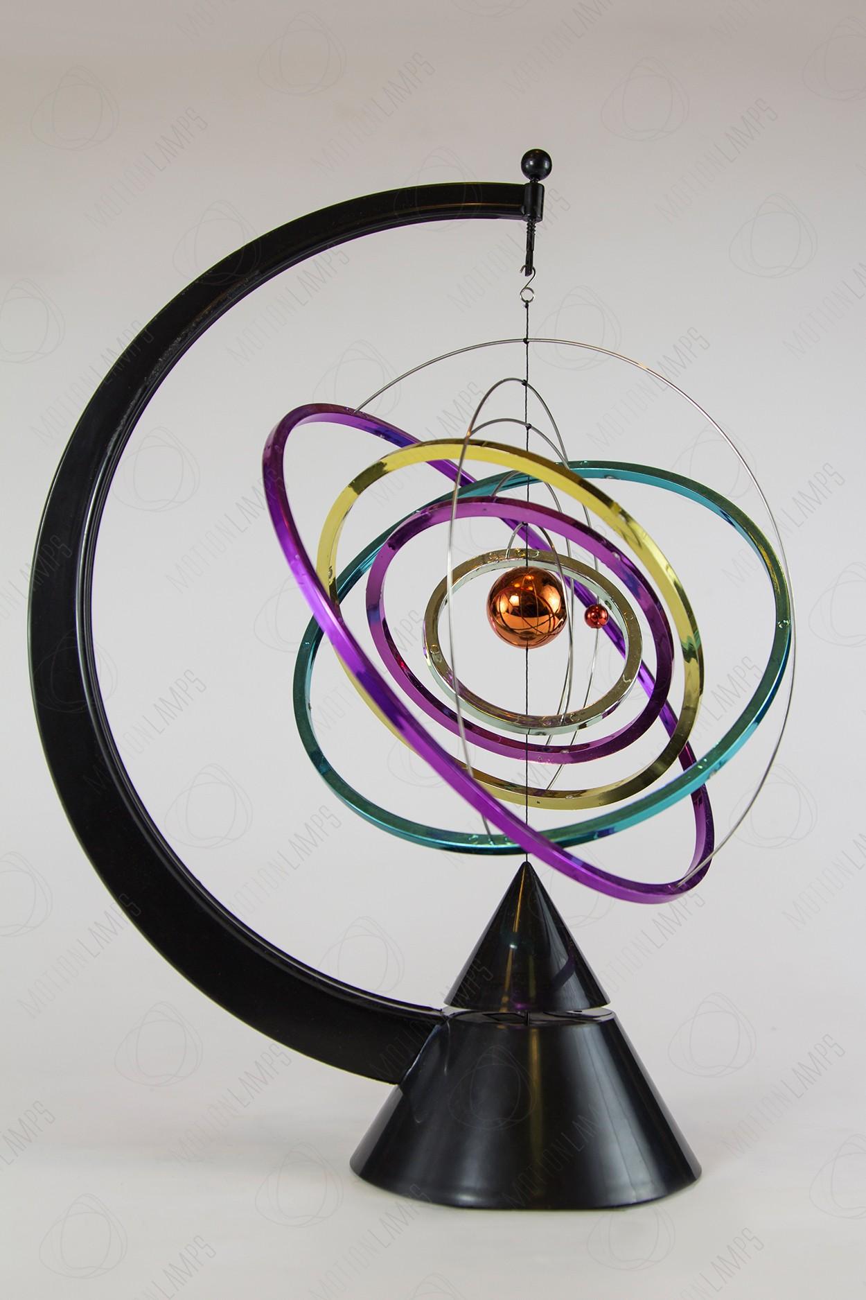Настольный магнитный маятник