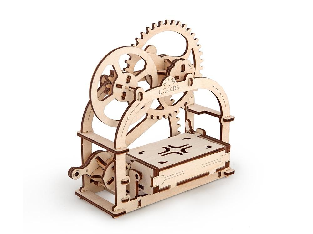 Сборная модель Ugears - Механическая шкатулка в Ярославле