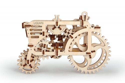Конструктор 3D-пазл Ugears Трактор в Ярославле