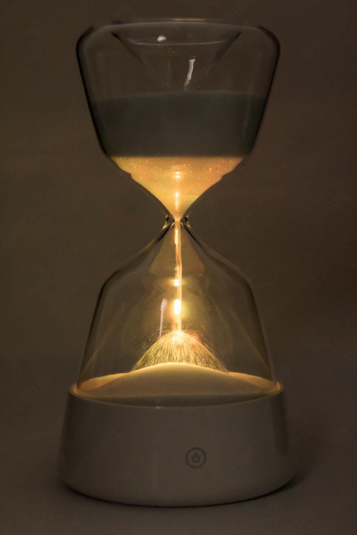 Светящиеся песочные часы LED 25см в Ярославле