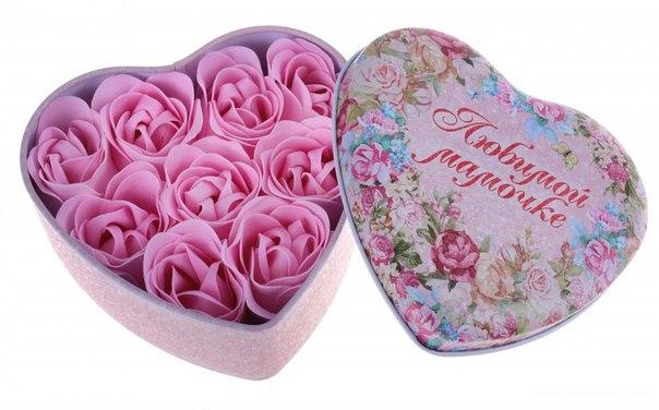 Набор «Любимой мамочке» в шкатулке в Ярославле