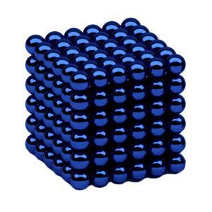 Неокуб, 5 мм, Альфа 216, Синий в Ярославле