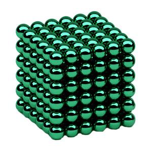 Неокуб, 5 мм, Альфа 216, Зеленый в Ярославле