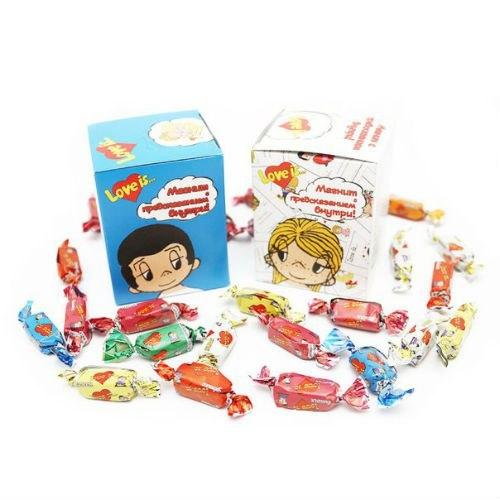 Жевательные конфеты  в Ярославле