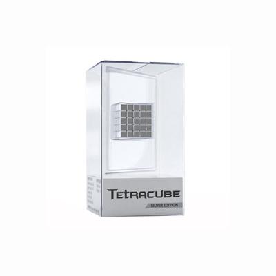 ТетраКуб, 125 блоков, цвет серебрянный в Ярославле