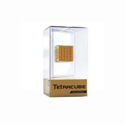 ТетраКуб, 125 блоков, цвет золотой в Ярославле