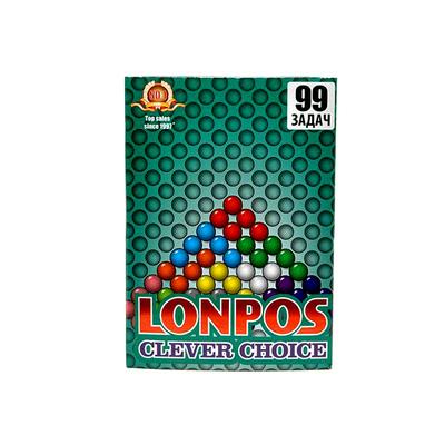 """Головоломка Lonpos""""Clever Choice"""" в Ярославле"""