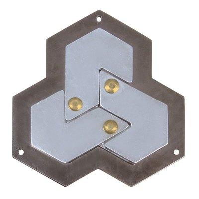 """Головоломка""""Шестиугольник/Hexagon"""", сложность 4**** в Ярославле"""