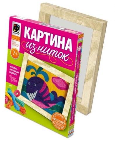 Картина Josephin из ниток Кит 409001 в Ярославле