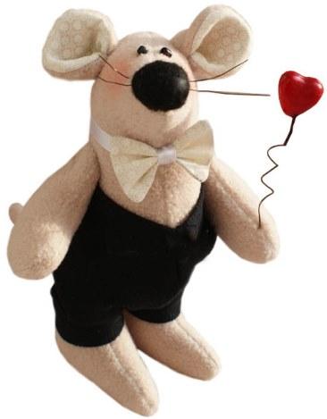 Набор Ваниль для шитья игрушки Love Story Жених 18 см LV002 в Ярославле